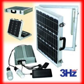 便携式太阳能移动电源箱()