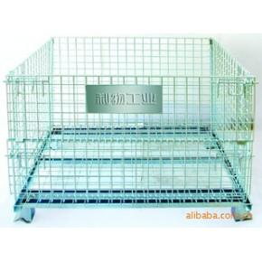 管理合理化,坚固耐用,使用方便的仓库笼