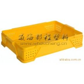 面包箱 食品箱 山东食品周转筐