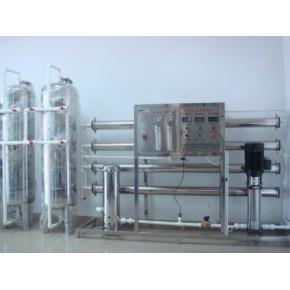汕头环保公司/4吨/h中水回用设备