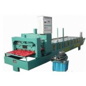 840/1050型琉璃瓦压型设备