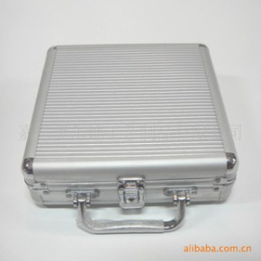 长期供应 100片圆角筹码箱 100码筹码箱 铝箱