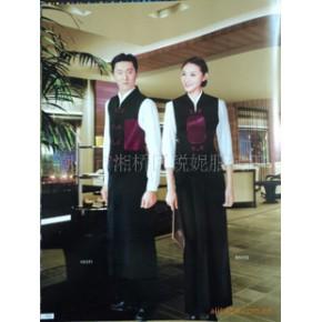 生产供应新款男女酒店制服