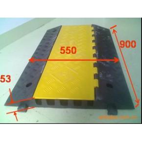 过线桥 橡胶减速过线桥L900*W550*H53mm