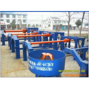 订制悬辊式水泥制管机 水泥制管机