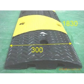 过线桥FI型 橡胶减速过线桥