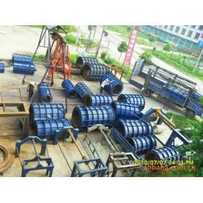 订做水泥涵管制管机模具 水泥制管机
