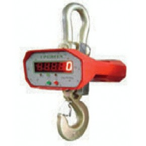 电子吊秤,大称量:10T,精度:2Kg