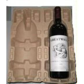 【】供应酒瓶内衬包装 纸制品