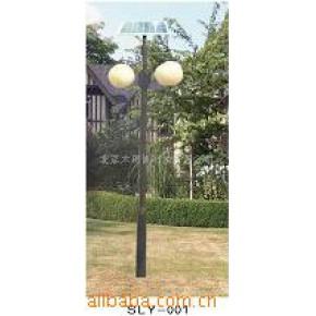 太阳能庭院灯 太阳帆