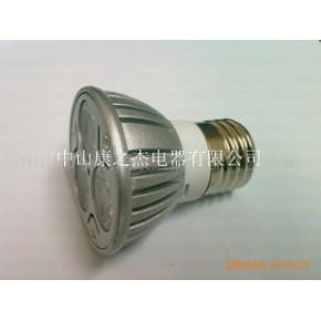大功率3WLED射灯、超省电、高亮度、时尚。