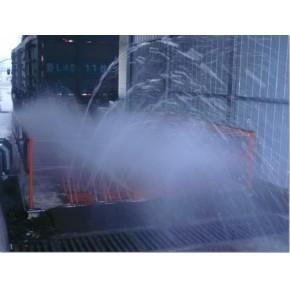 青岛龙华杰机械制造-供应高质量.工程车辆洗车机-工地洗车机