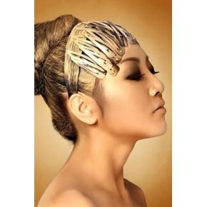 兰州美发培训甘肃化妆培训圣标榜行业品牌