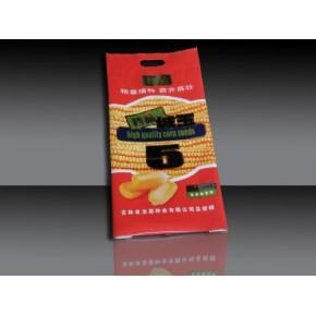 种子包装袋制作 纸塑复合袋设计 彩印软包装袋价格