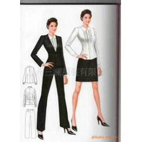 优质时尚职业装制服工作服
