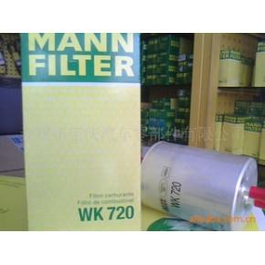 MANN FILTER  曼牌滤清器-WK720