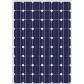 济南195W单晶太阳能电池板组件