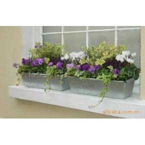玻璃钢窗户阳台花盆 玻璃钢