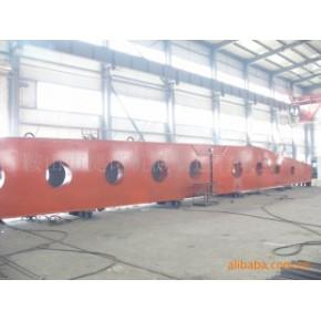 提供各种大、中型电气焊、铆焊零件加工
