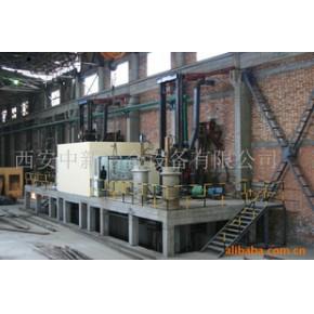 3吨电渣炉 电渣炉 火法冶炼