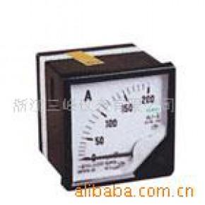 电流电压表 上海电表厂