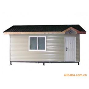 轻钢活动房屋,整体配套设施齐全,成本低廉