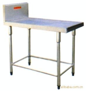 不锈钢 厨房设备 调料台 -机械设备