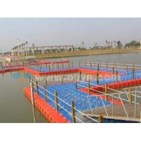 玻璃钢浮桥 水上运输