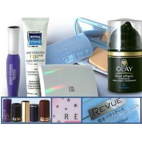 进口PE,PP料化妆品专用烫金纸