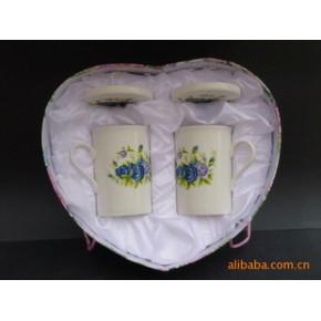 景德镇 马克杯 情侣骨瓷对杯 茶杯 奶杯 精美礼盒