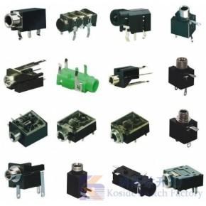 2.5耳机插座厂家、2.5mm耳机插座生产厂家、3.5mm耳