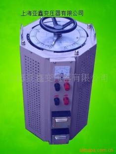 三相调压器0 500V可调,接触式自耦调压器图片
