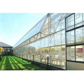 昆明玻璃温室-昆明玻璃温室工程