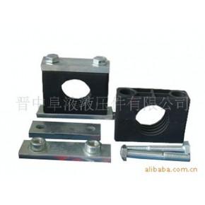 重型尼龙管夹JB/ZQ4008-97 B(I)