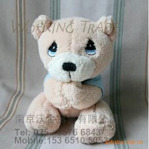 南京沃金贸易 发声毛绒 祈祷水滴天使/娃娃/熊
