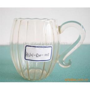 优质精美玻璃手工工艺 耐高温茶杯 008