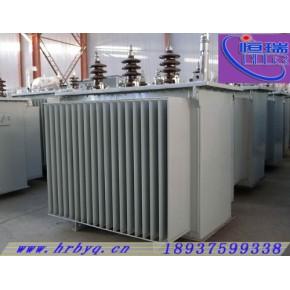 恒锐电气供应S11-M-80/10油浸式电力变压器