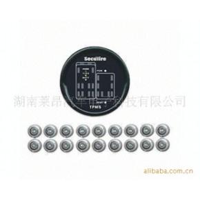 """十八轮圆形TPMS,""""胎安特""""胎压监测系统"""