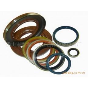 氟胶骨架油封,耐高压密封件耐磨损耐腐蚀丁腈橡密封件