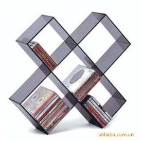 有机玻璃、亚克力、压克力 书架、笔架、名片架等