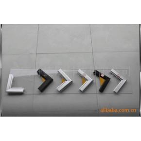 超薄灯箱烤漆型材散银侧厚20mm边宽40mm