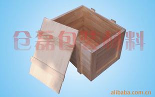木制包 免熏蒸包装箱