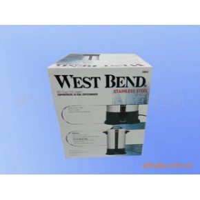 咖啡壶纸箱包装 客户提供