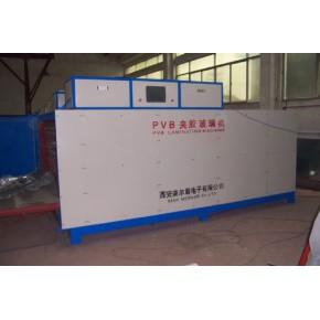 PVB夹层玻璃成型机