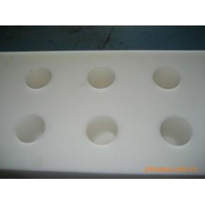 特种专用打孔海绵 特种海绵