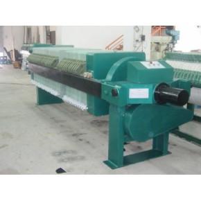 齿轮压滤机 机械保压压紧 压滤机厂专业制造