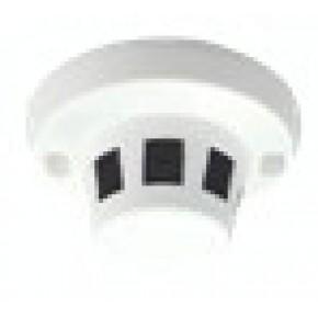 监控烟感式半球彩色摄像机/1/3索尼540线厂
