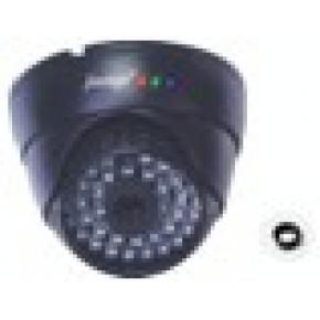 监控红外半球彩色摄像机/1/3索尼540线