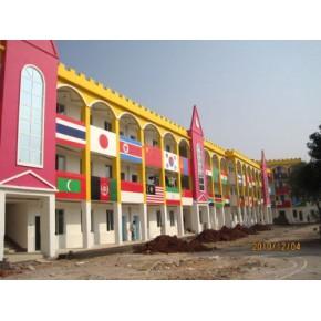 广东省幼儿园壁画公司