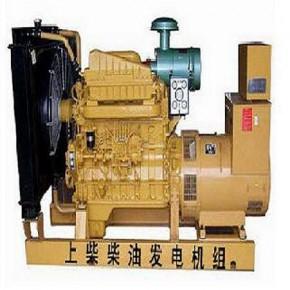 发电机组品质优来山东发电机厂